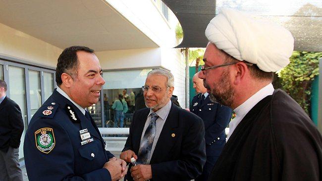 Nick Kaldas embraces Islam in Australia