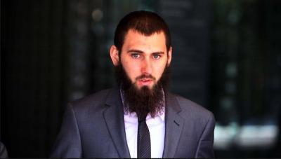 Muslim Rioter Benjamin Homan, gaol free card