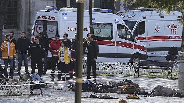 German tourists killed in Istanbul