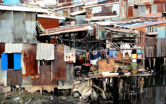 Ho Chi Minh Slum