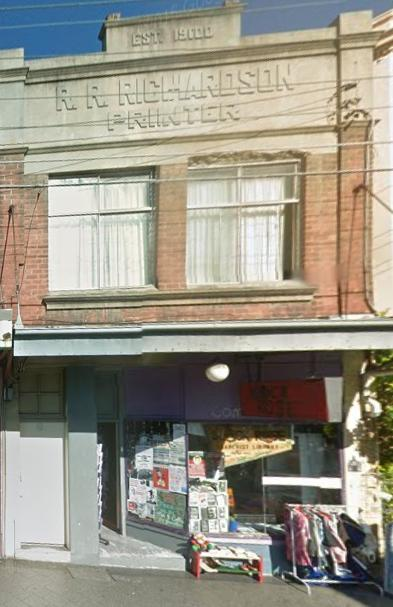 ANTIFA Headquarters 22 Enmore Road Newtown, Sydney