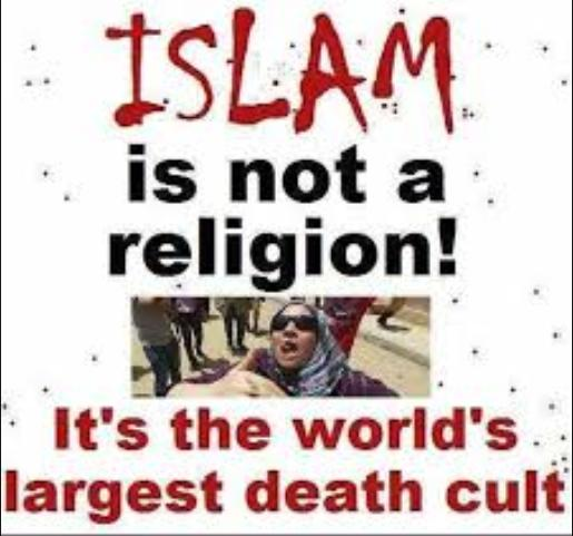Ban the Islamic cult from Australia