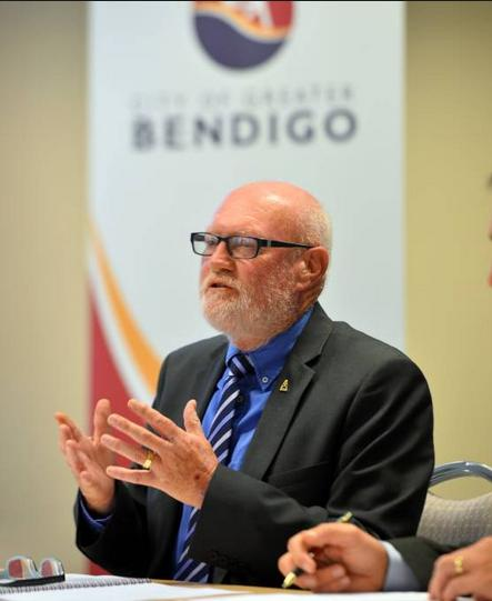 Bendigo Traitior Mayor Peter Cox