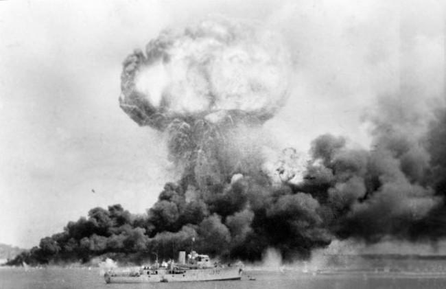 Japanese bombing of Darwin