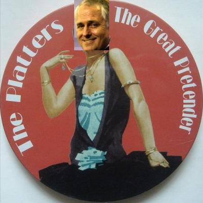 Turnbull The Great Pretender