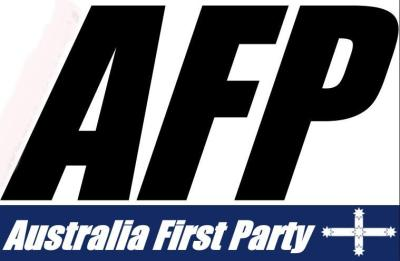 Australia First Party a federally registered political party