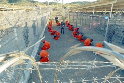 Guantanamo Bay for proper jihadis
