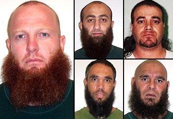 Islamics in Goulburn Supermax