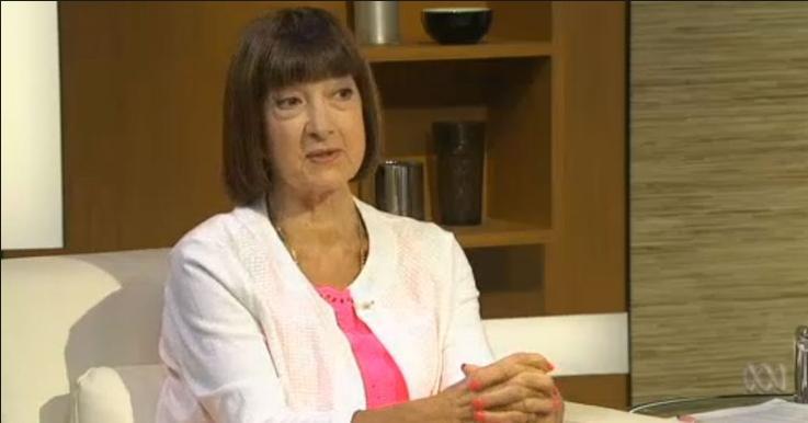 Nikki Savva extreme Leftist on ABC Insiders