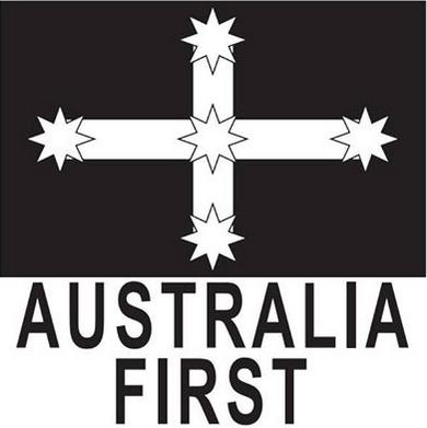 Australia First Election Logo