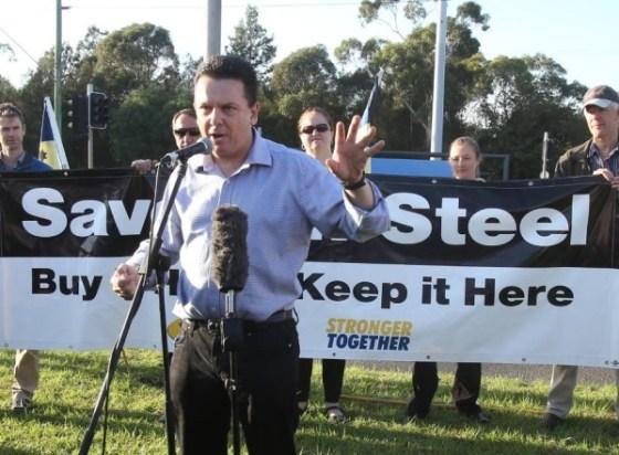 Australian Steel Industry