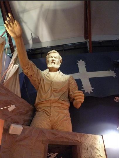 Peter Lalor Leader of Australia's Eureka Rebellion of 1854