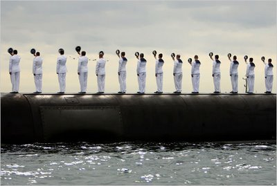 Royal Australian Navy Submariners