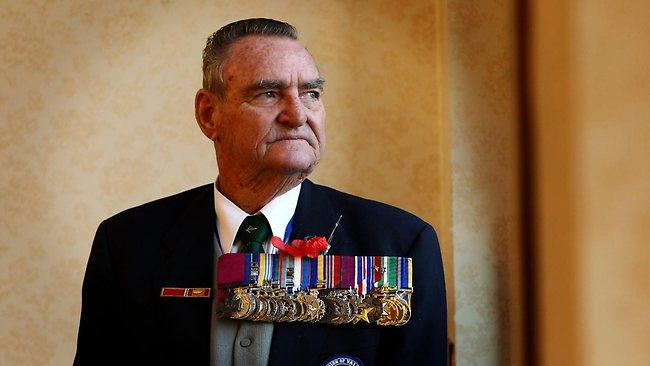 Vietname Veteran and VC Winner Keith Payne
