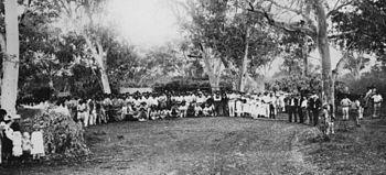 Hughenden Strike Camp 1891