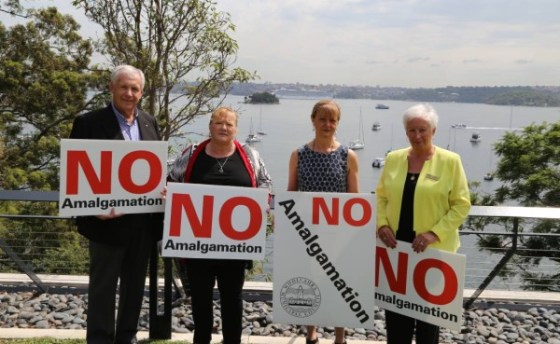 No Forced Amalgamations