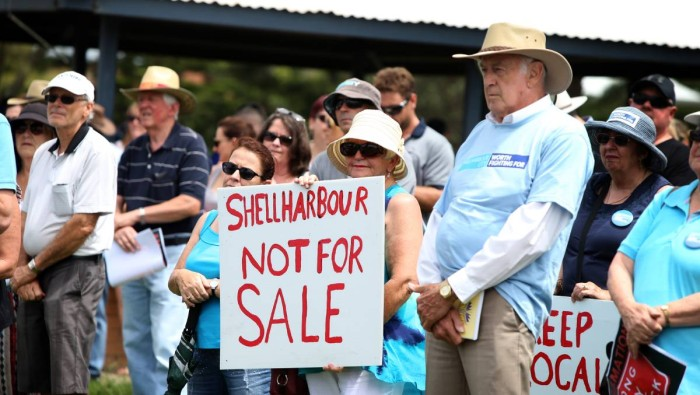No to Forced Council Amalgamations