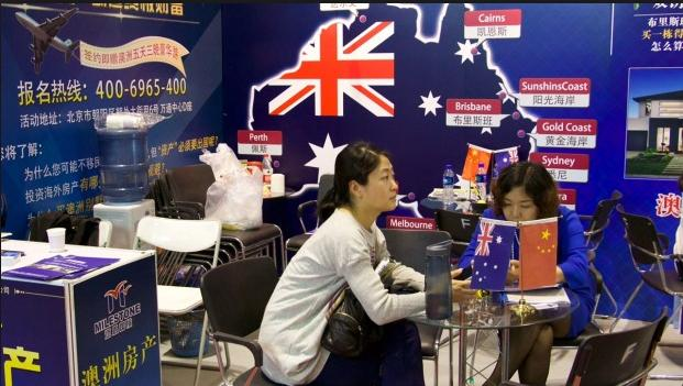 Selling Australia in China