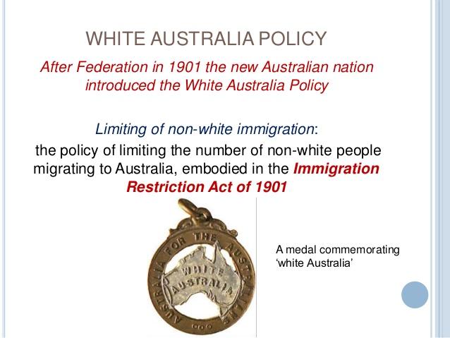 White Australia Policy