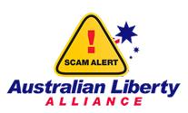 Australian Liberty Alliance a fraud