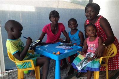 Migrants Get Free Childcare
