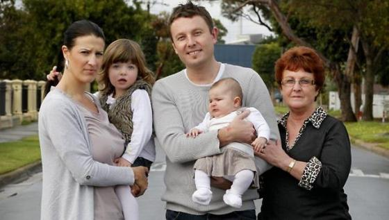 Australian Family
