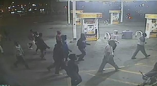 Negro Mobs in Louisville Kentucky