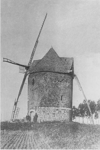 Pozieres Windmill