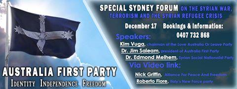 sydney-forum-on-syrian-refugees