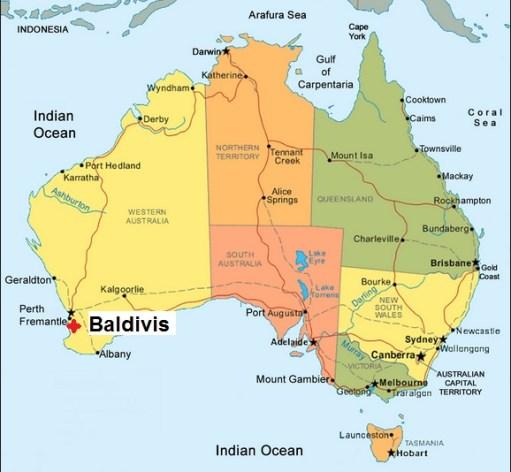 Australia. Baldivis