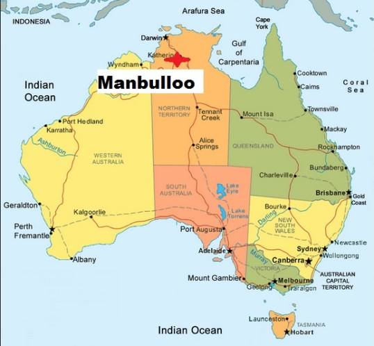 Manbulloo #1