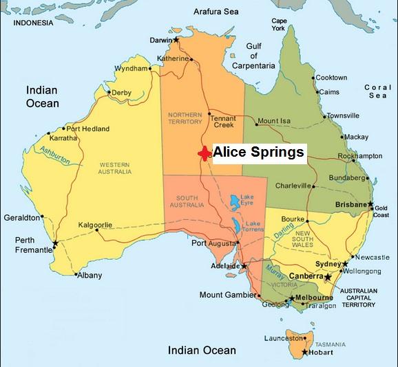 Alice Springs Australia Map Alice springs meatworks | Australian Abattoirs Alice Springs Australia Map