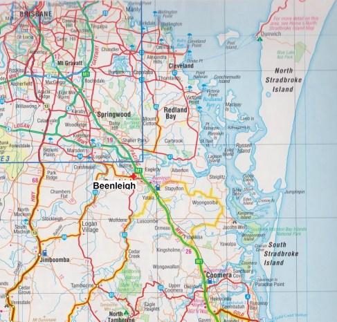 Map Beenleigh 001