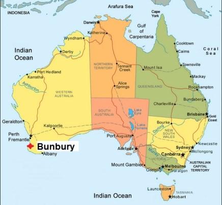 Australia. Bunbury