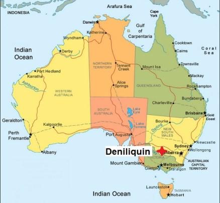 Australia. Deniliquin 16.06.13