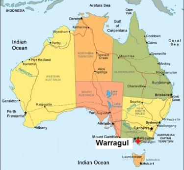 Australia. Warragul