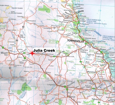 Julia Creek #2.