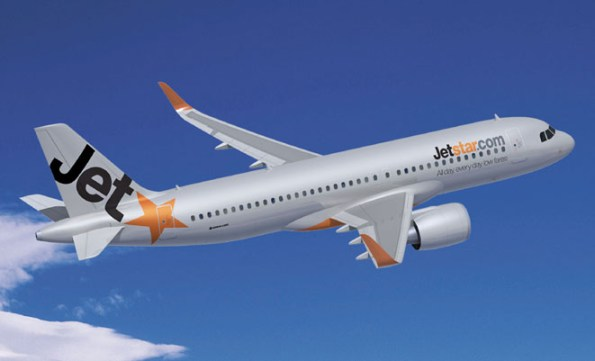 Jetstar's backlog of A320neo Family airliners has been increased to 99. (Airbus)