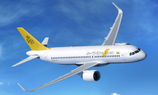 Royal Brunei A320neo