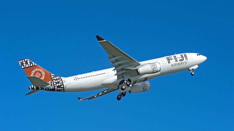 Fiji Airways took delivery of its first Airbus A330-200 in 2013. (Airbus)