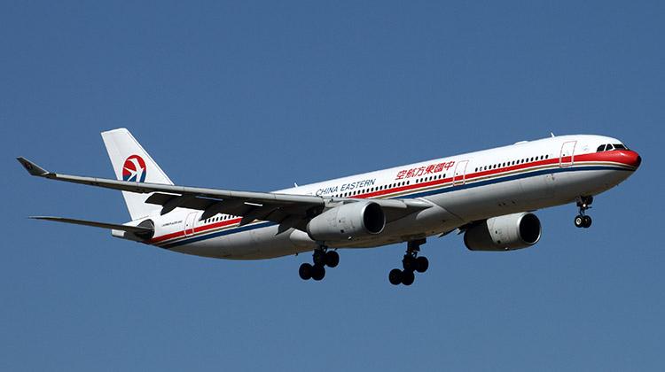 AIRBUS A330 300 CHINA EASTERN MEL FEB12 RF IMG_2741