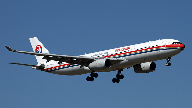 Airbus A330s are a regular feature in Australian skies, with this from China Eastern an example. (Rob Finlayson)
