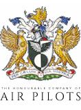 Honourable Company of Air Pilots logo.