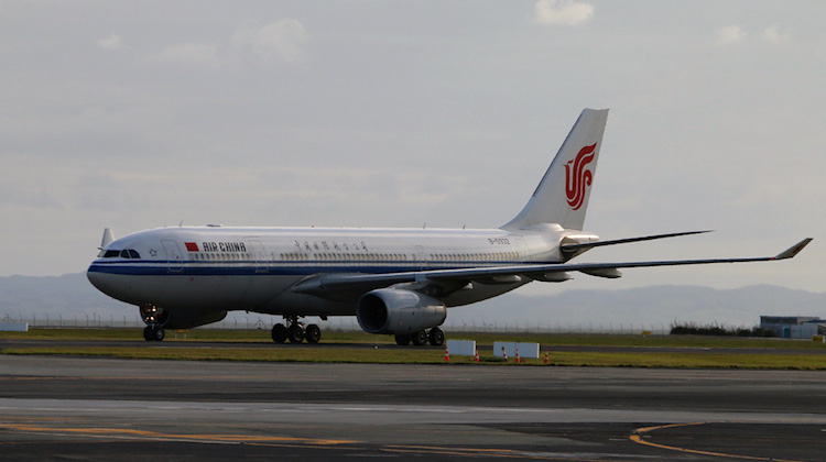Air China plans to serve Melbourne-Shenzhen with Airbus A330-200s. (Mike Millett)