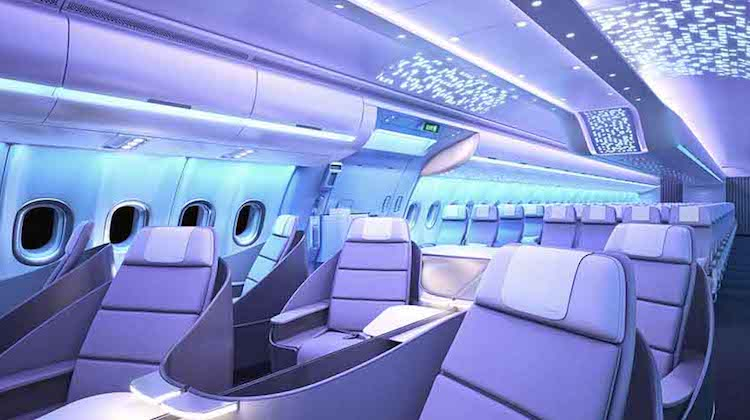Airspace by Airbus. (Airbus)