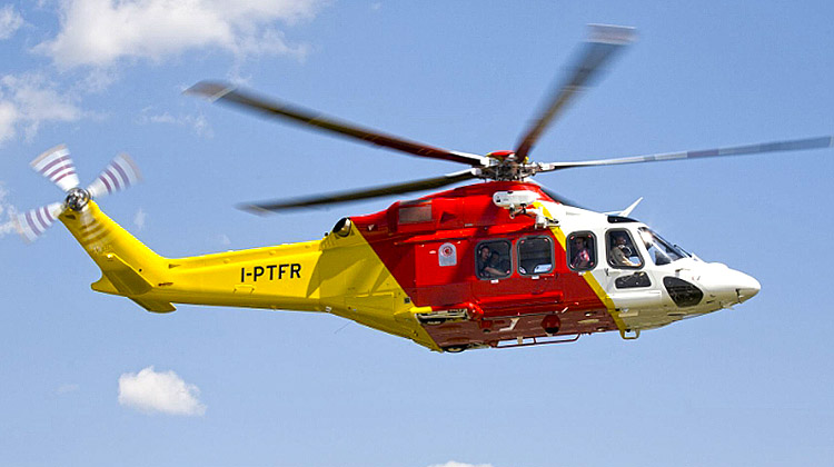 LCI Helicopters delivers first AW139 to Westpac Rescue Helicopter Service