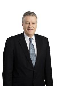 Virgin Australia group executive for airlines Rob Sharp. (Virgin Australia)