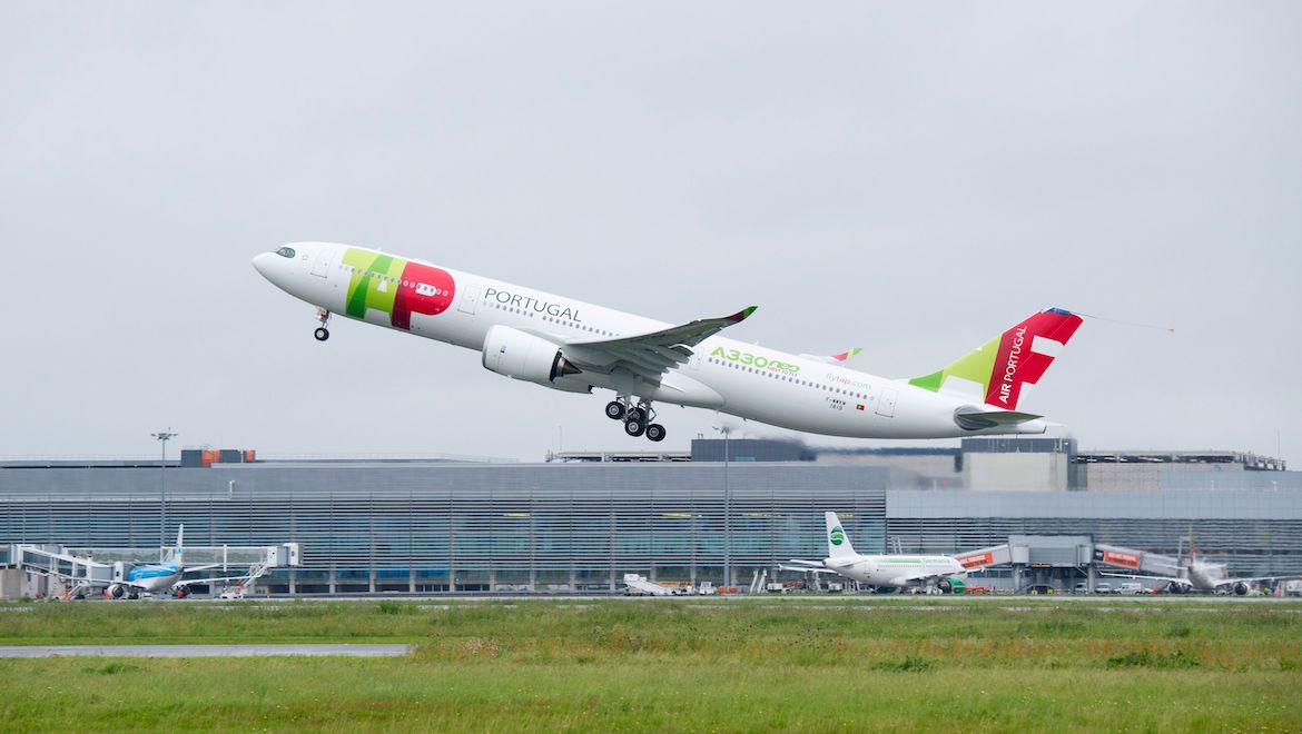 TAP Portugal is the launch customer for the Airbus A330-900. (Airbus)
