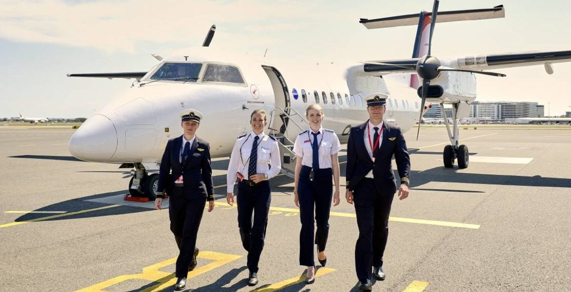 Qantas plans to establish the Qantas Group Pilot Academy, expected to open its doors during 2019. (Qantas)