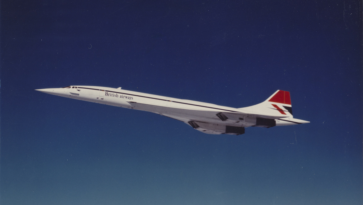 Gone but not forgotten, it is now 16 years since the Concorde's retirement. (British Airways)